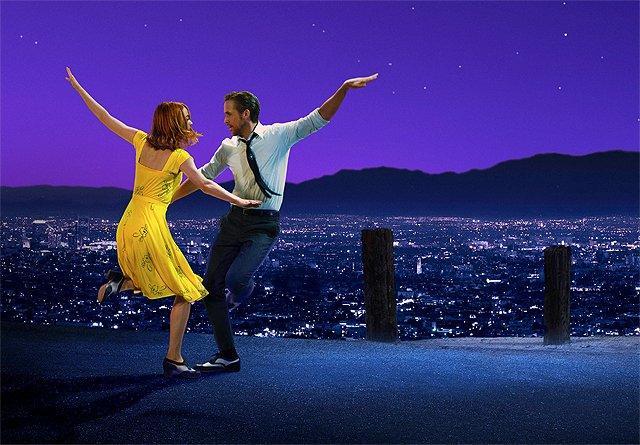 La la land ganadora de su tercer Oscar de la noche, por Mejor Música O...
