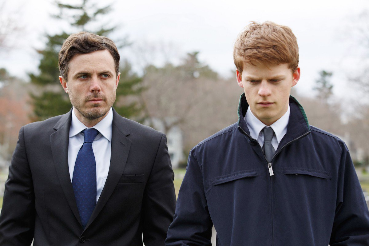 #GoldenGlobes Best Original Screenplay #ManchesterByTheSea cuts to the core of what makes us human  http:// rol.st/2lVQC3e  &nbsp;  <br>http://pic.twitter.com/JEeoaB4FRz