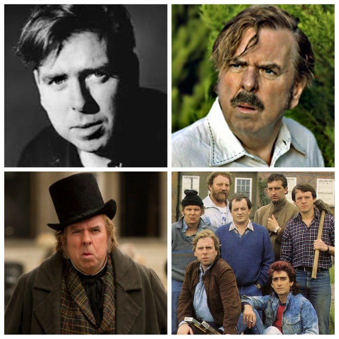 Timothy Spall is 60 today, Happy Birthday Timothy!
