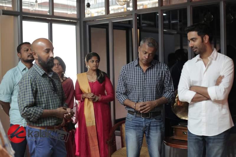 #ArasiyalaIdhellamSaadharanamappa Movie Launch Stills https://t.co/5kxhF9xkWi https://t.co/AwicL1NlVr