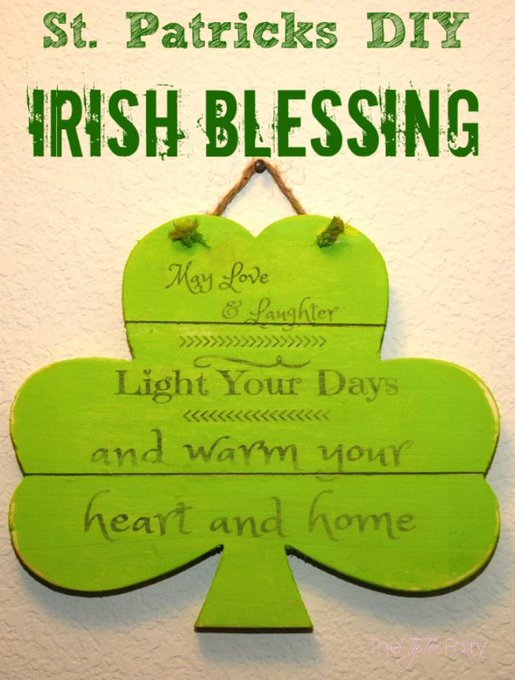 St. Patrick's Day DIY