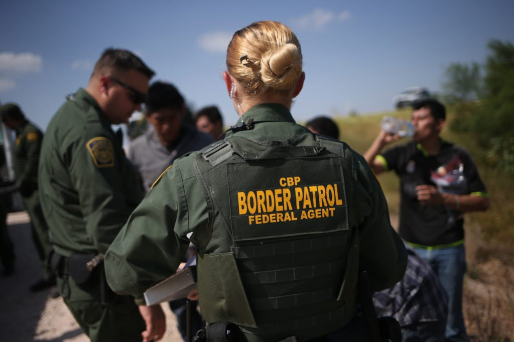 the border patrol state 2012-10-11 border patrol officers work for us customs and border protection, which is an arm of the department of homeland security they are responsible for monitoring and protecting 8,000 miles of.
