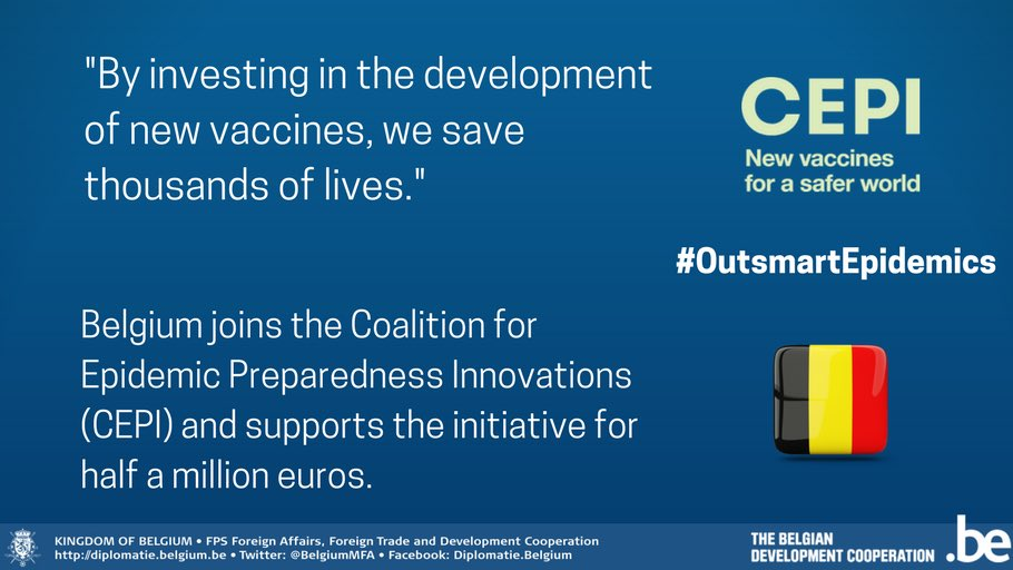 Image result for Coalition for Epidemic Preparedness Innovations
