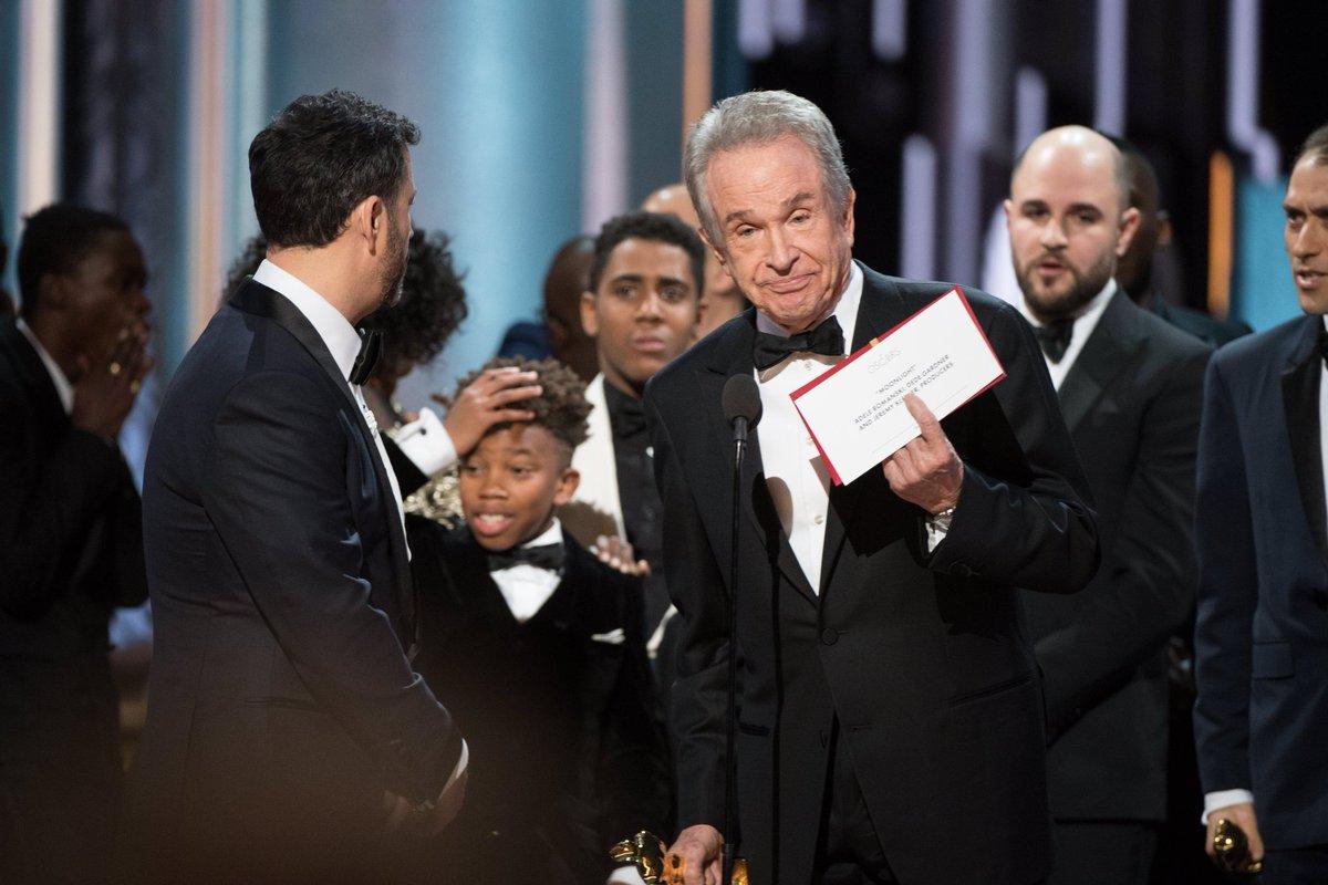 Así Ha Sido La 89 Edición De Los Premios Oscar