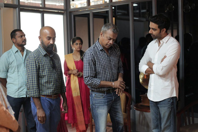 #ArasiyalaIdhellamSaadharanamappa Movie Launch Stills https://t.co/O5rf9zsfhy https://t.co/cjO74sUpal