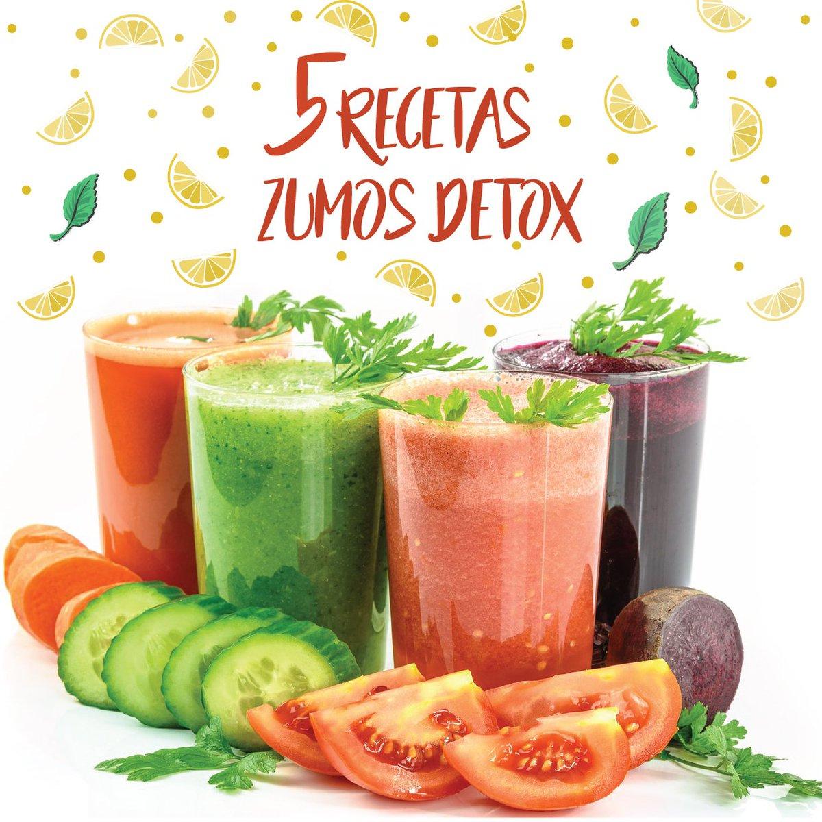 Dieta detox zumos