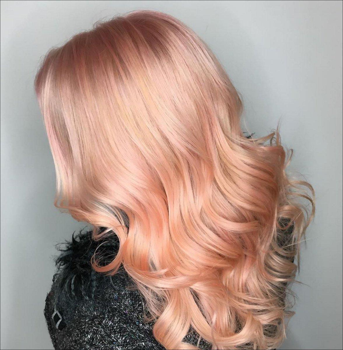 Blorange It S Like Peach Rose Gold