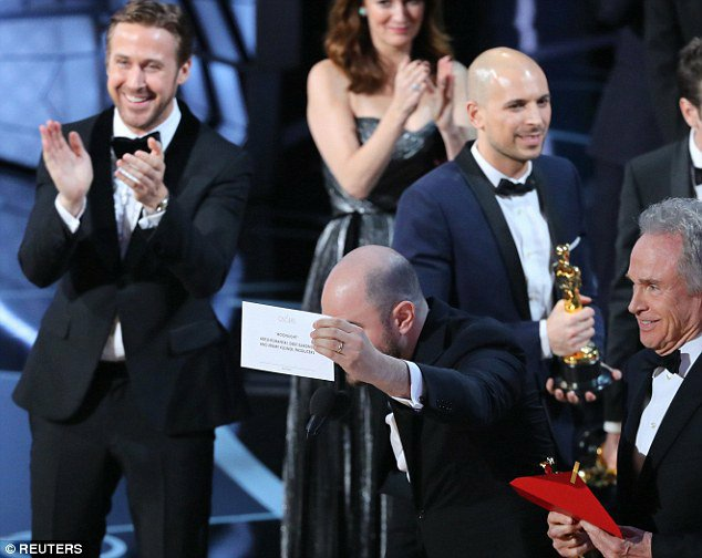 Oscar 2017 in pictures  - 3