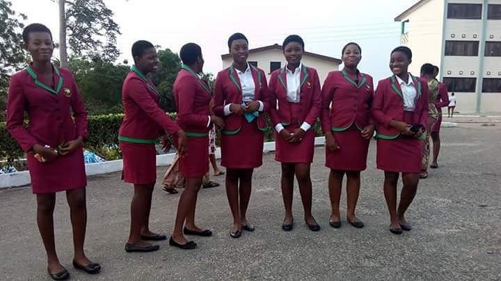 "VACWITHDJMENSAH19 on Twitter: ""Ghana National College girls on ..."