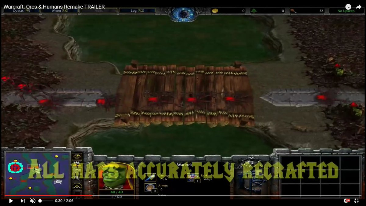 Hive Workshop On Twitter Play Warcraft Orcs Humans In Warcraft3 As A Custom Campaign Remake D Human Https T Co Ev7tx14udp Orc Https T Co Sdg9vvnplc
