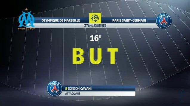 Giá da adesso potete vedere il goal di Edi durante la partita OM-PSG h...