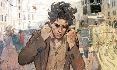 """Storie a fumetti di Valter Buio, il famoso """"psicanalista dei fantasmi"""""""