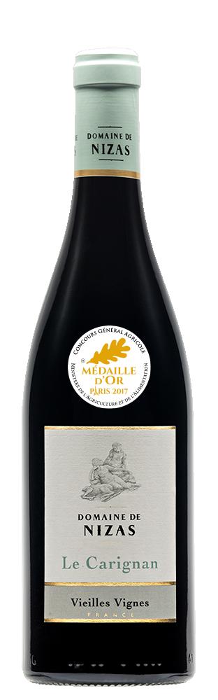 Notre cuvée Le Carignan Vieilles Vignes a eu la #médaille d&#39;or au #cga2017 ! #wine #vin #medal #award #gold #redwine #concours #winecontest<br>http://pic.twitter.com/ZyWs7zRW4J