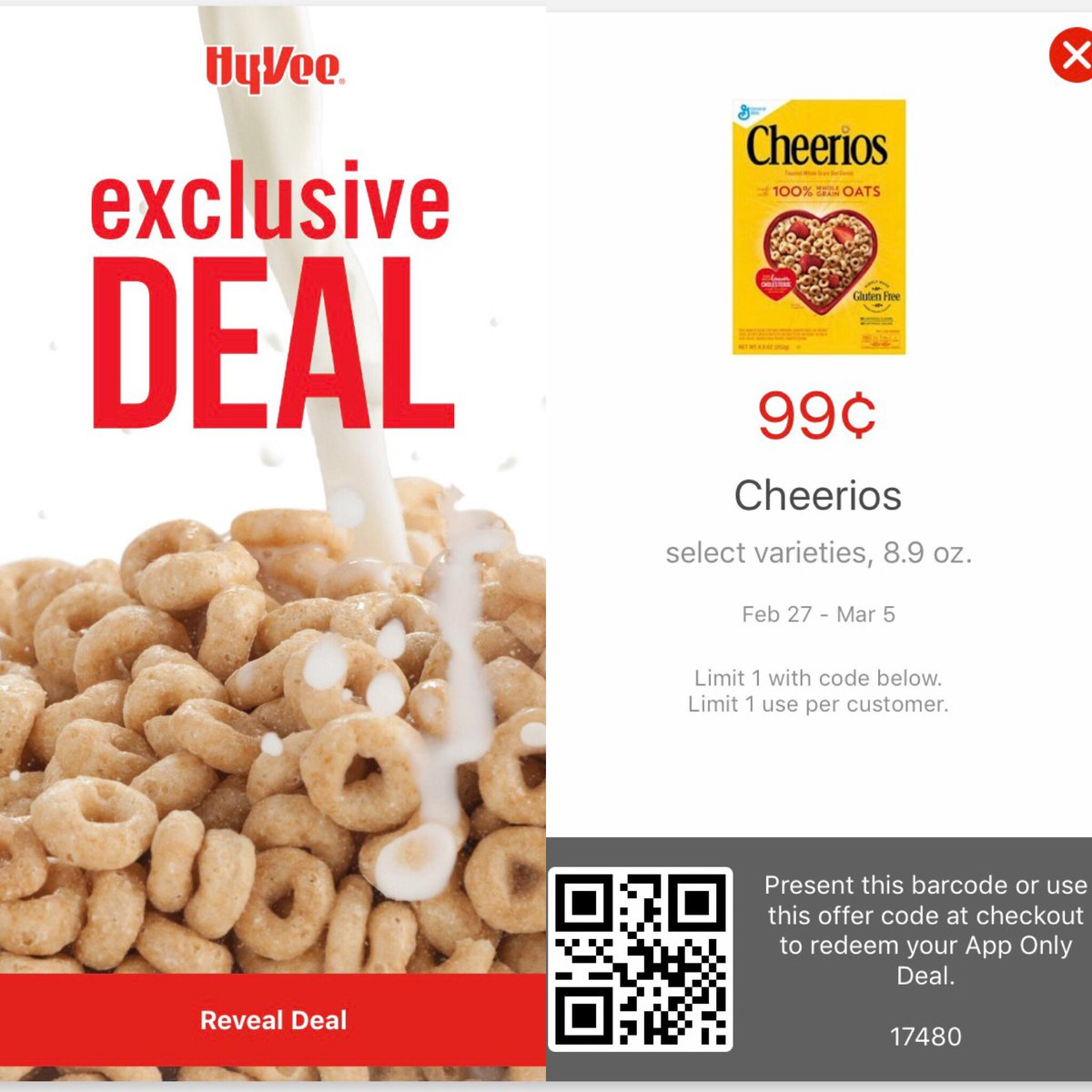 If you haven't already downloaded the Hy-Vee app you're missing out on...