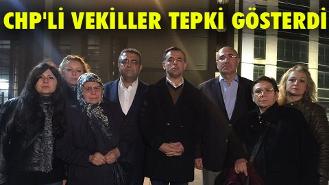 CHP'li vekillerden Deniz Yücel tepkisi: 'Gazetecilik yaptığı için tutu...