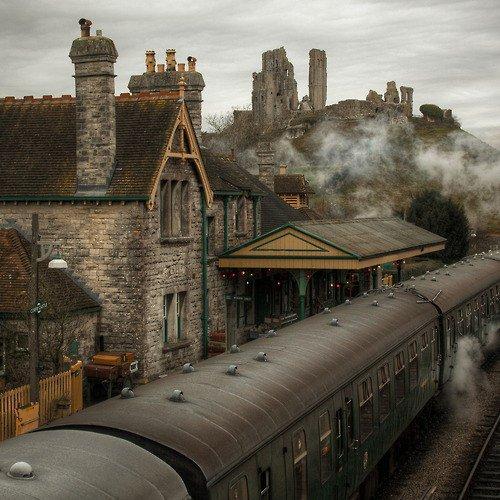 Хорошей дороги картинки с надписями на поезде