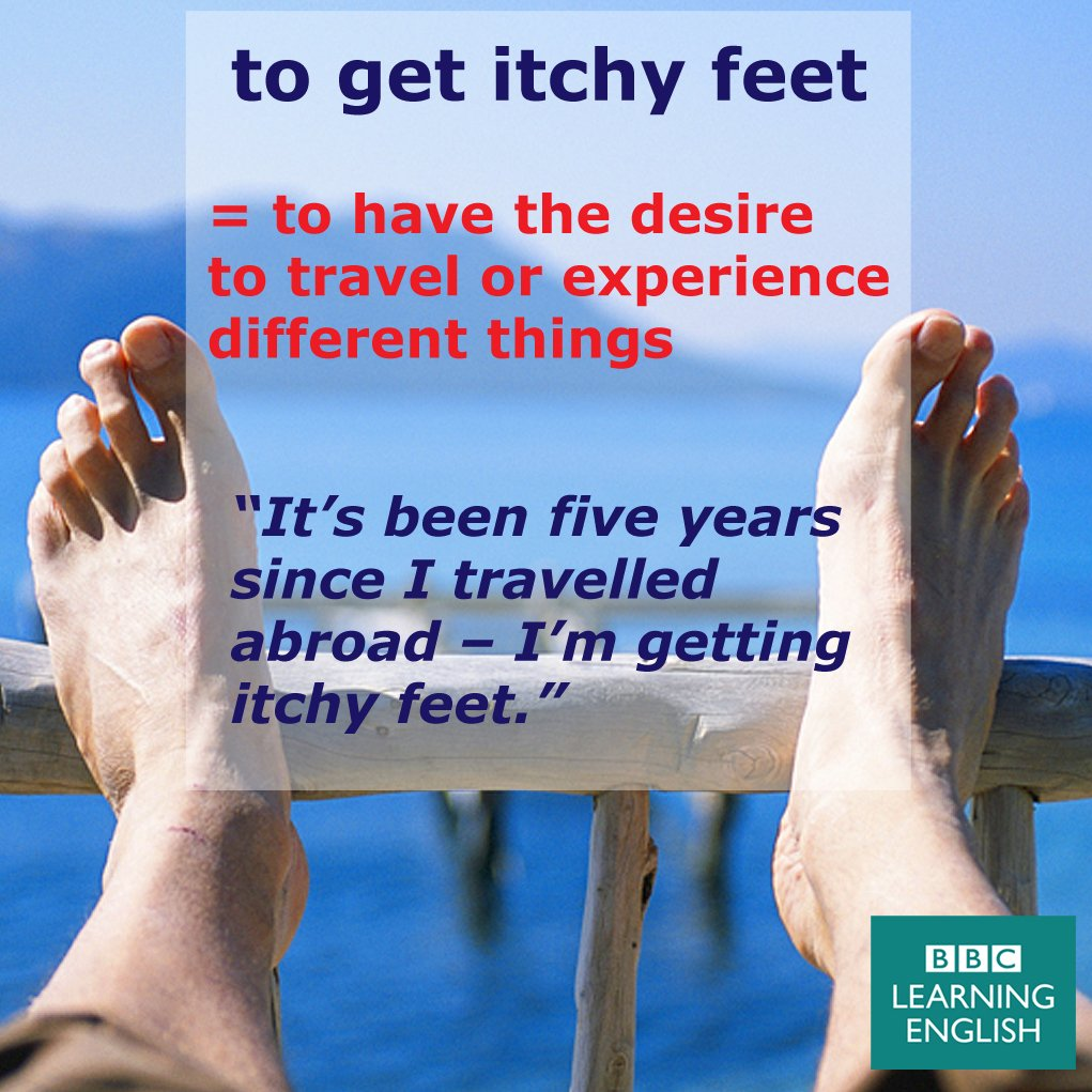 Have you ever had these? Where did you go? #learnenglish #idioms #elt #vocab<br>http://pic.twitter.com/tHefdwwJ0c