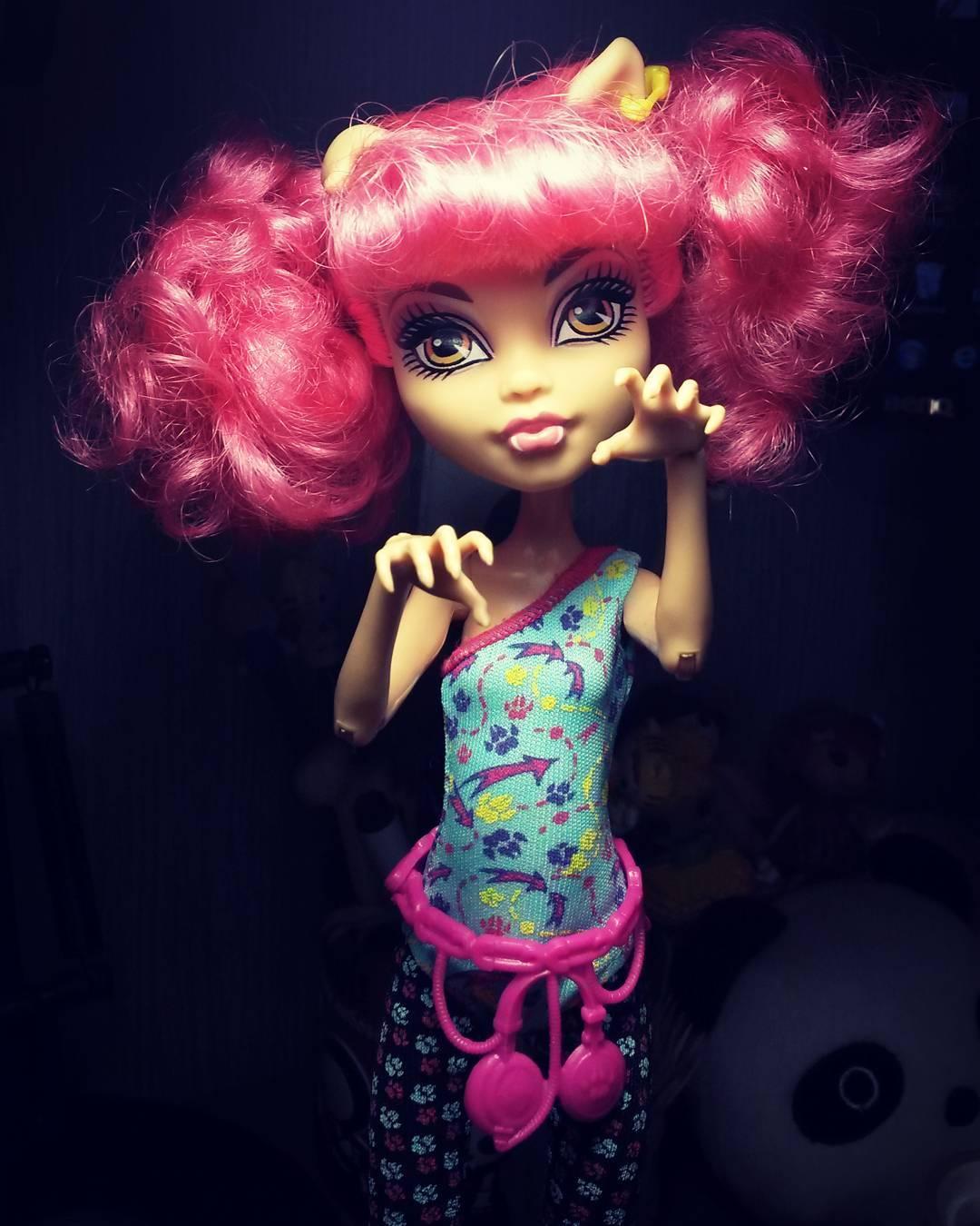 куклы монстер хай хаулин фото собрания