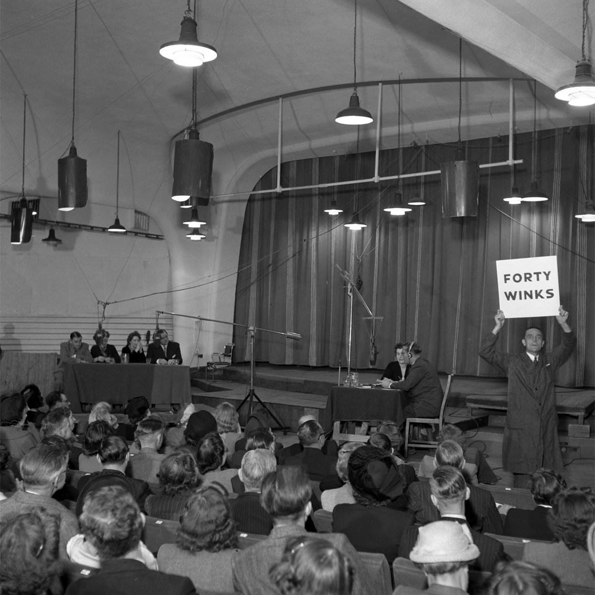 otd 1947: twenty questions was first broadcast on bbc radio