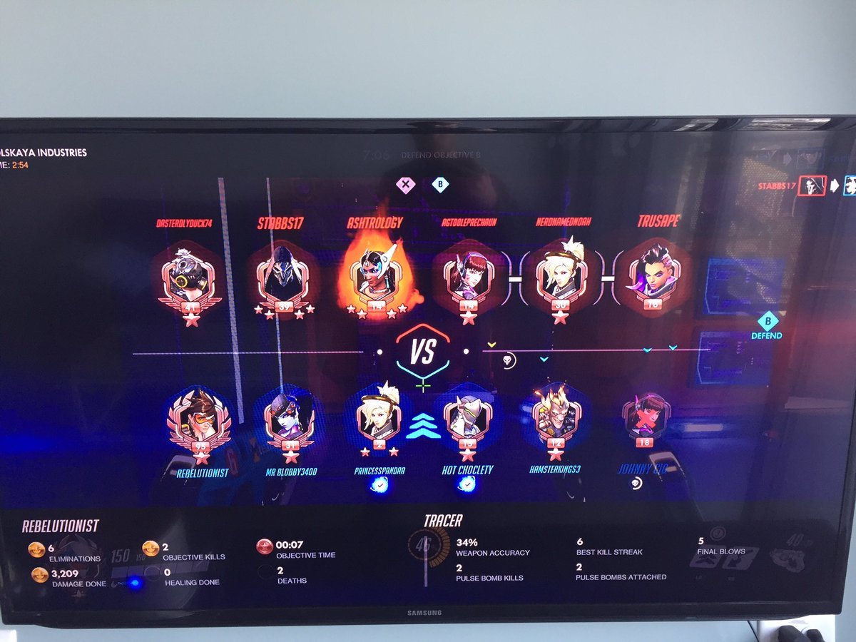 solo matchmaking overwatch