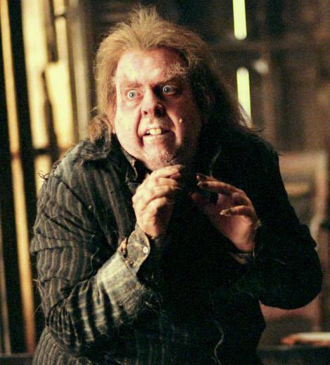Happy 60th birthday to Timothy Spall, He portrayed Peter Pettigrew