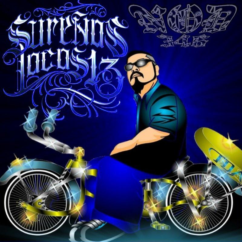 "Sur 13 Arte On Twitter: ""Sureños Locos 13…"