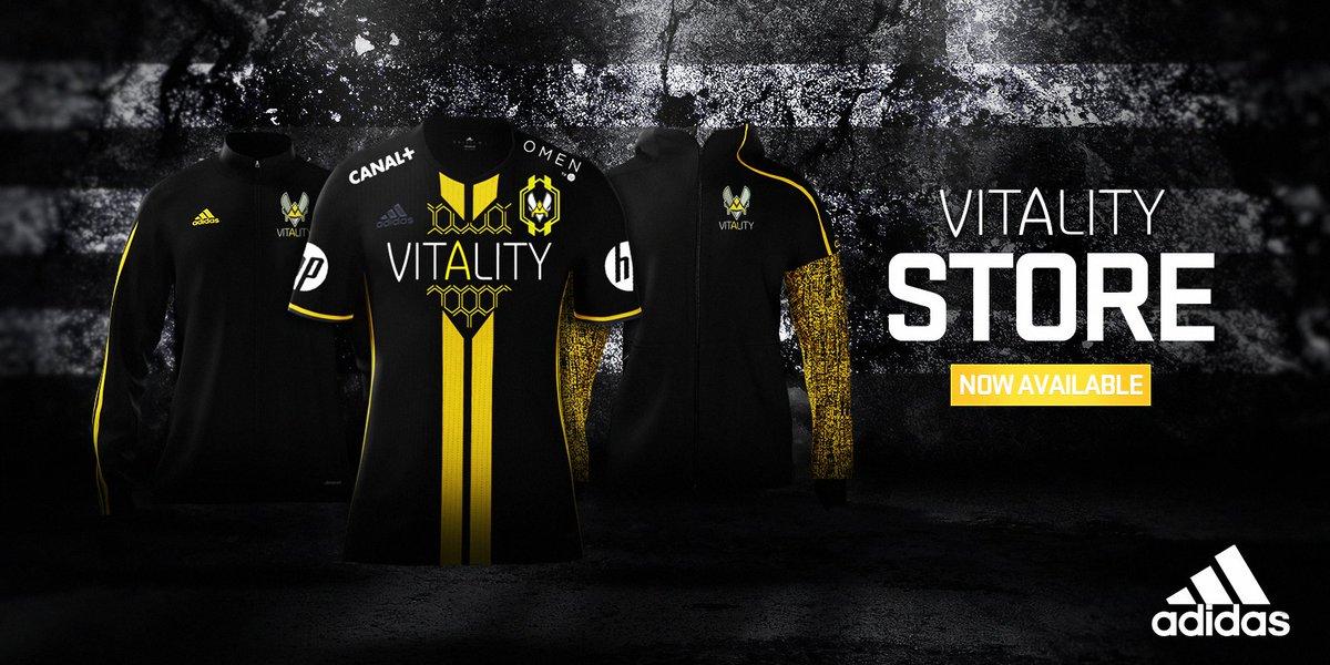 Boutique en ligne Team Vitality Team Vitality online store