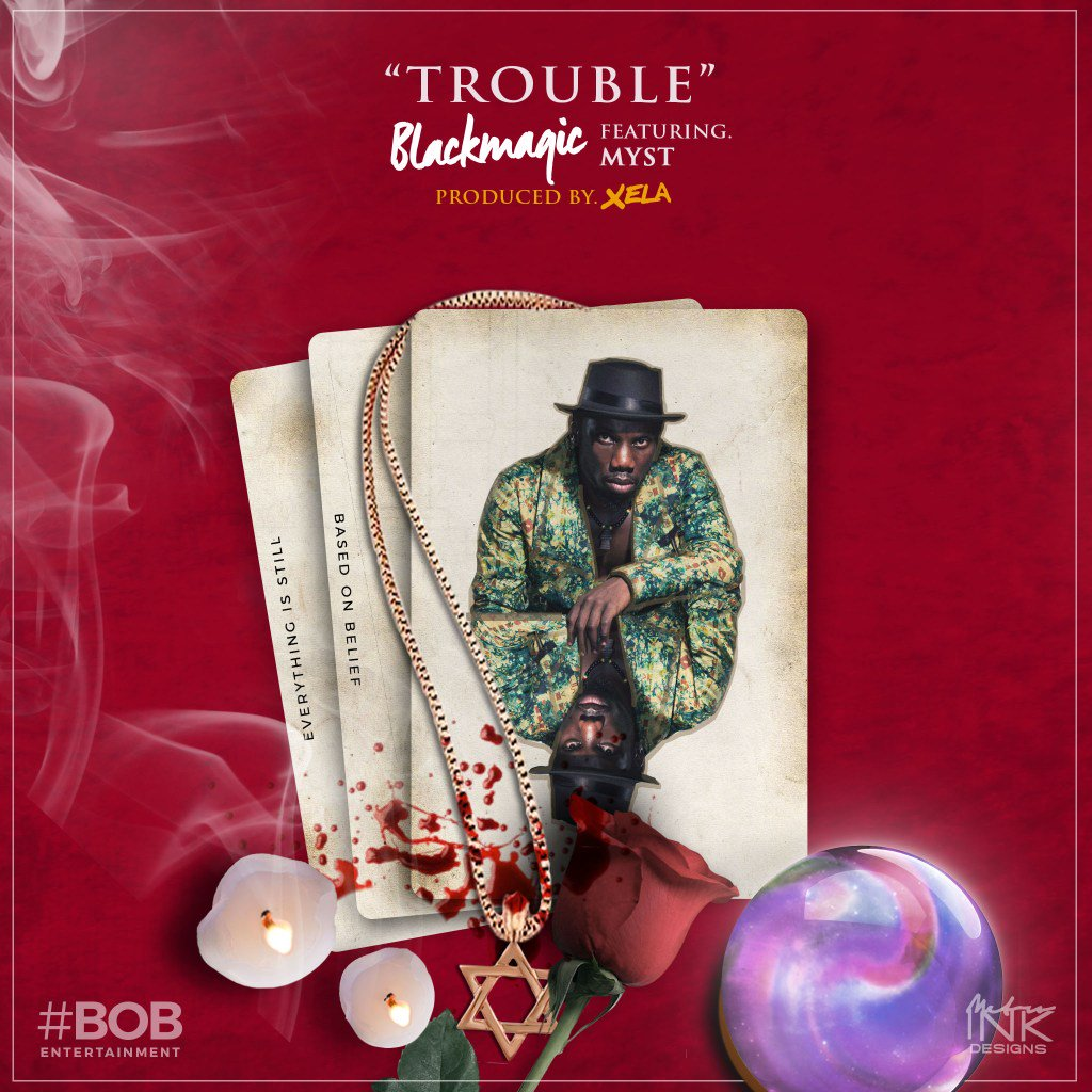 New Music: BlackMagic – Trouble https://t.co/nlZQwEt3cw https://t.co/U...