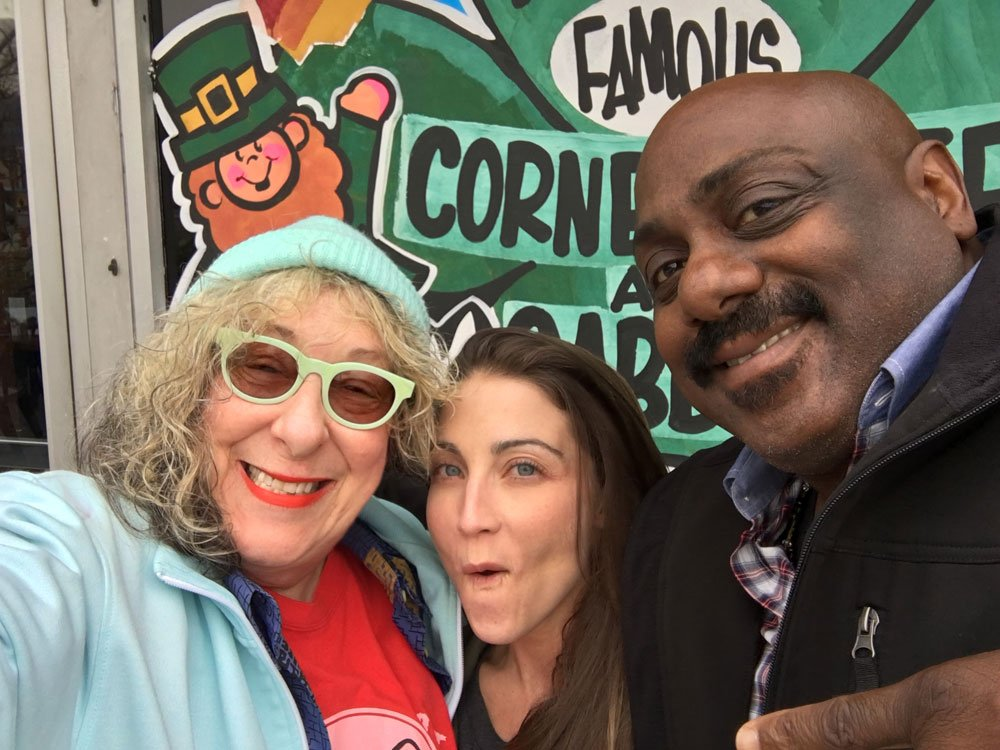 allee willis on twitter with my storage wars buddies marypadian