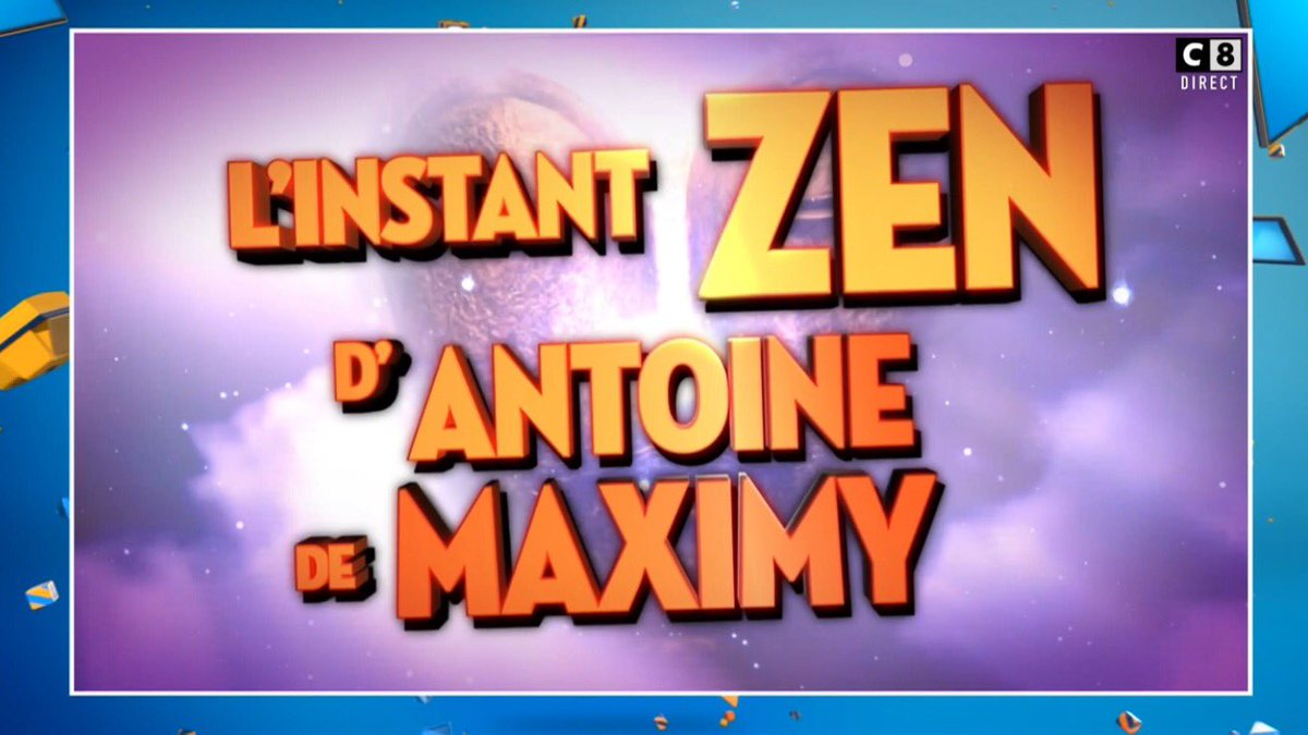 Feng shui. #TPMP #PDS https://t.co/AVe0dQWM0s