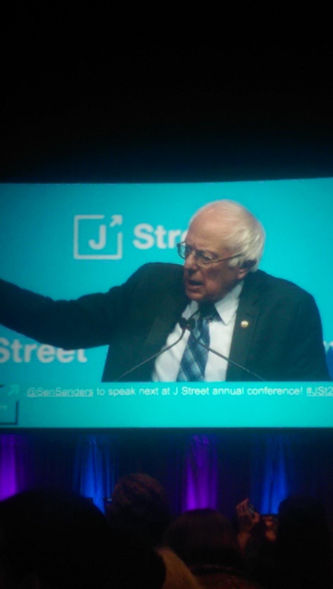 Thumbnail for @BernieSanders at #JSt2017