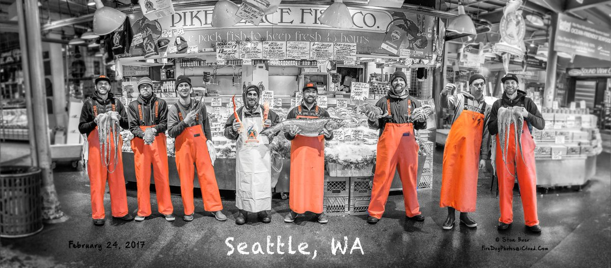 pike place fish guys book