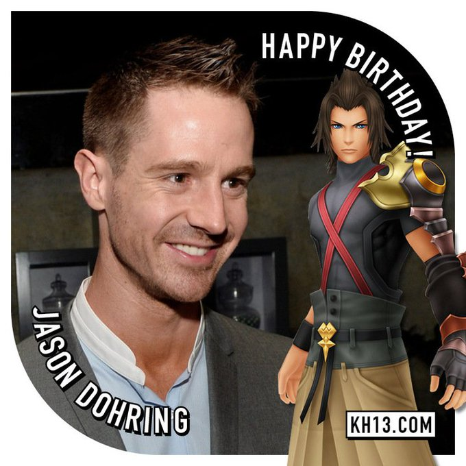 Happy 35th Birthday to Jason Dohring (voice of Terra)