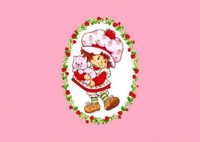 Happy #NationalStrawberryDay! Did you have Strawberry Shortcake doll g...