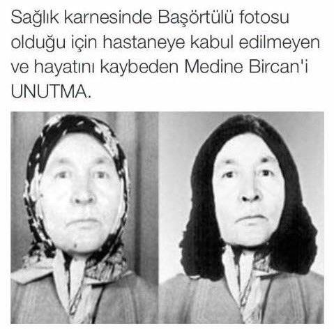 """Umut Mürare on Twitter: """"#28ŞubatDemek Medine Bircan demek. Kanser ..."""