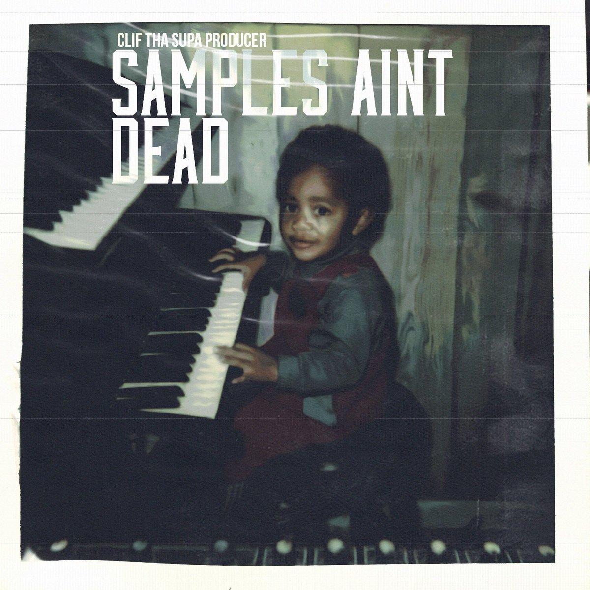 [Mixtape] Clif Tha Supa Producer - Samples Ain't Dead :: #GetItLIVE! http://livemixtap.es/x0d @LiveMixtapes