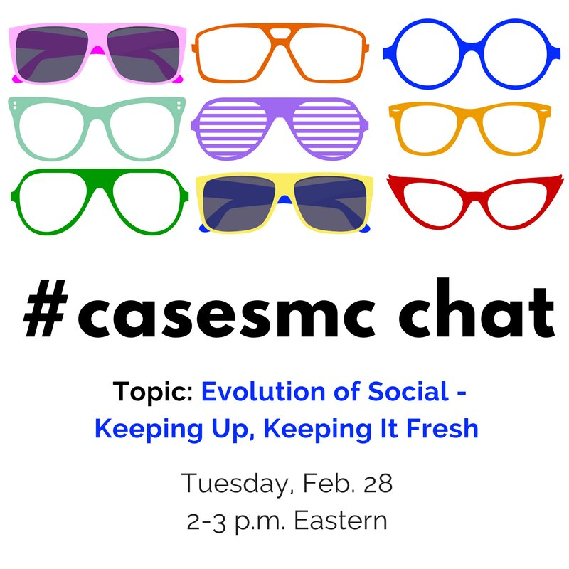 @hunerwadel, #casesmc & #hesm are our favorites. We're hosting a chat tomorrow, if you'd like to drop in. 😀 https://t.co/RmBtehuQDg