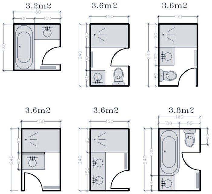 Superior Plan Mini Salle De Bain #10: 0 Replies 2 Retweets 3 Likes