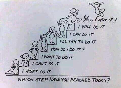 Good Morning Africa!   Which step have you reached today?  #SuccessTRA...