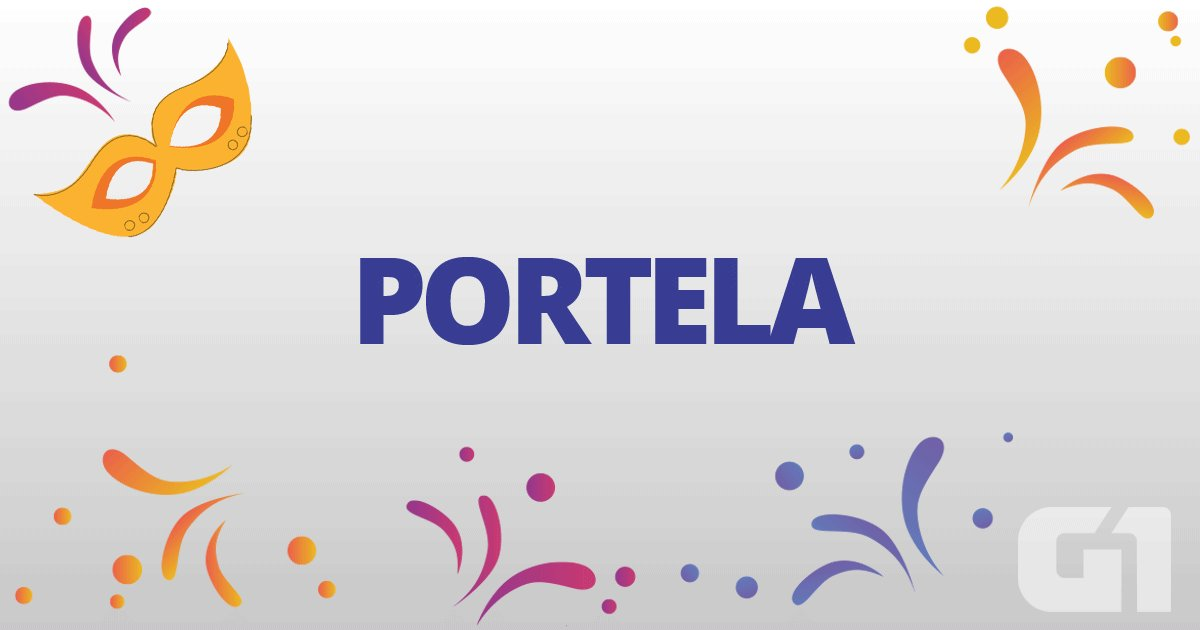 AO VIVO: Portela entra na Sapucaí com enredo sobre rios do mundo https...