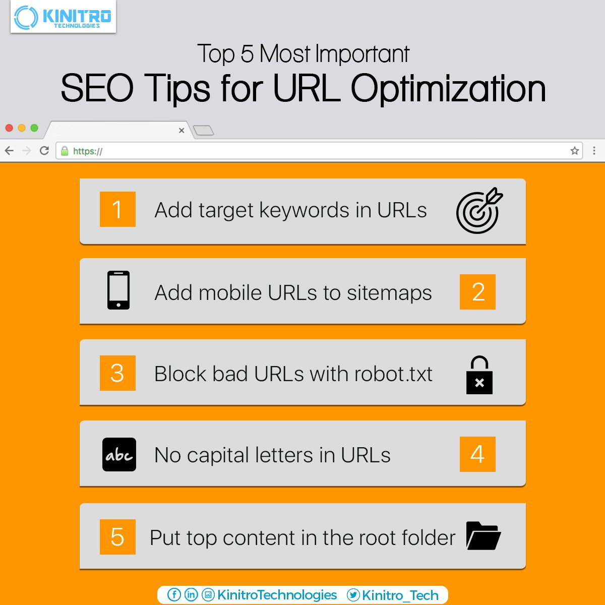 For somewhere in the range of, a URL is a unique mark that holds one of a kind area of a site page on web. #SearchEngineOptimization #SEO https://t.co/BP8hFGgTCv
