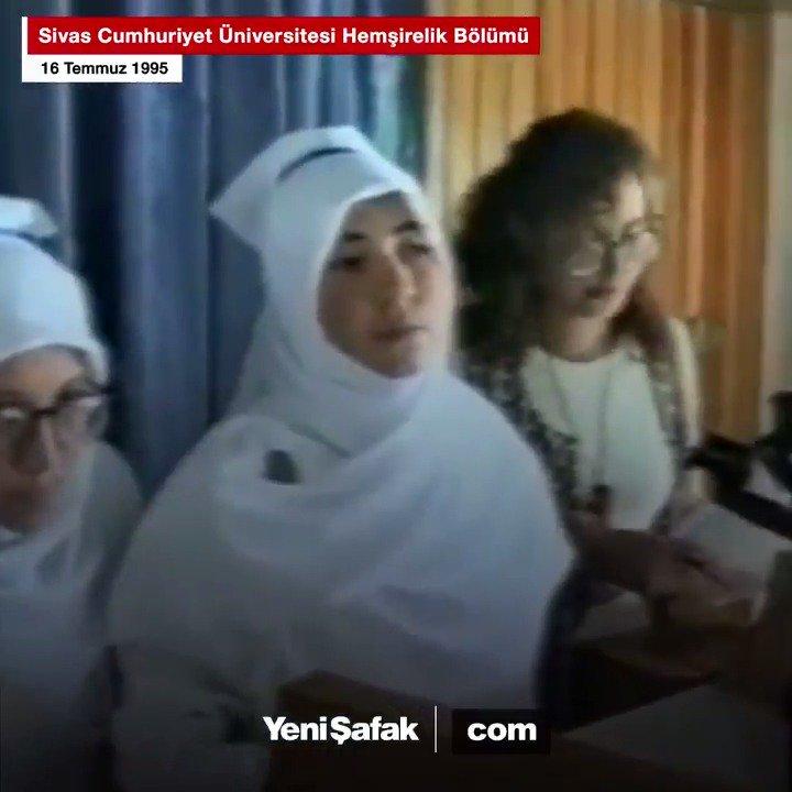 #28ŞubatDemek 28 Şubat sürecinde, eğitim hakları engellenen başörtülü...