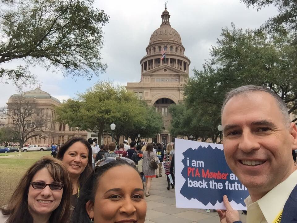 TXPTA @TXCapitol #Rally4AllKids https://t.co/P4boOgtc6m