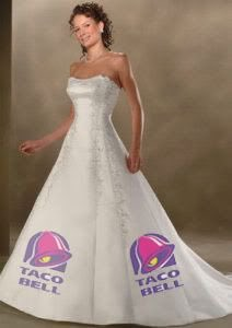 Taco Bell Wedding.Richard Southern On Twitter You Can Now Get Married At Taco Bell