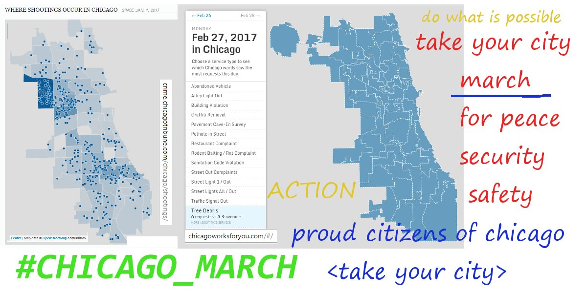 @chicagotribune @ChicagoWorks @Ameya_Pawar_IL  march4  #turmp #obama #clinton ? ..then MARCH 4 yourselves !  #chicago_march<br>http://pic.twitter.com/T0ORYjIzwl