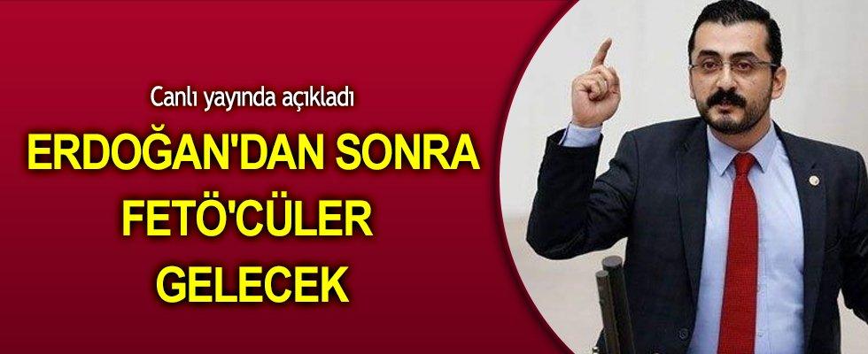 CHP'den çarpıcı iddia; Anayasa metnini FETÖ'cüler yazdı, Erdoğan'dan s...