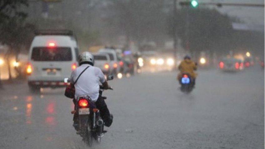#28Feb @Inameh prevé lluvias moderadas en varias zonas del país https:...