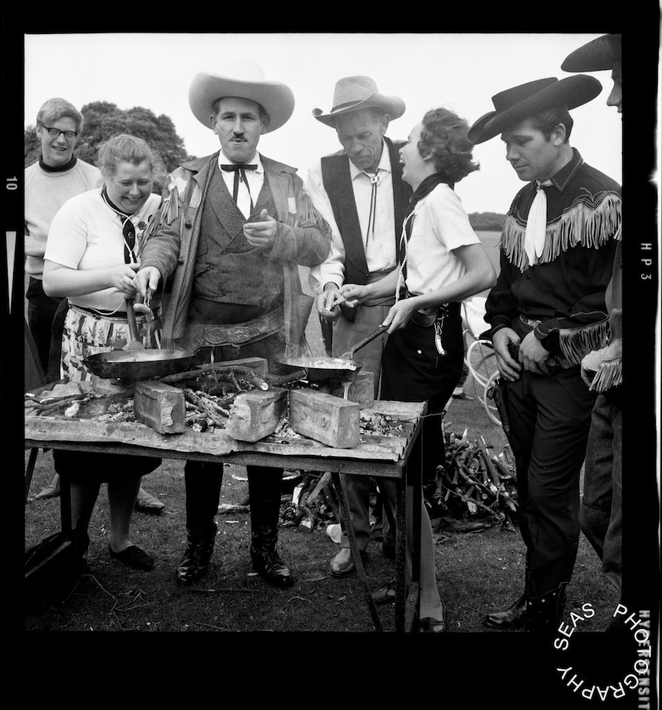 Seasphotography On Twitter If Cowboys Did Shrovetuesday With Added Sausages Pancakeday Notpancakeday Margate 1965 Sheriff Danny Arnold Golden Garter Crew Https T Co 85qjtj7awi