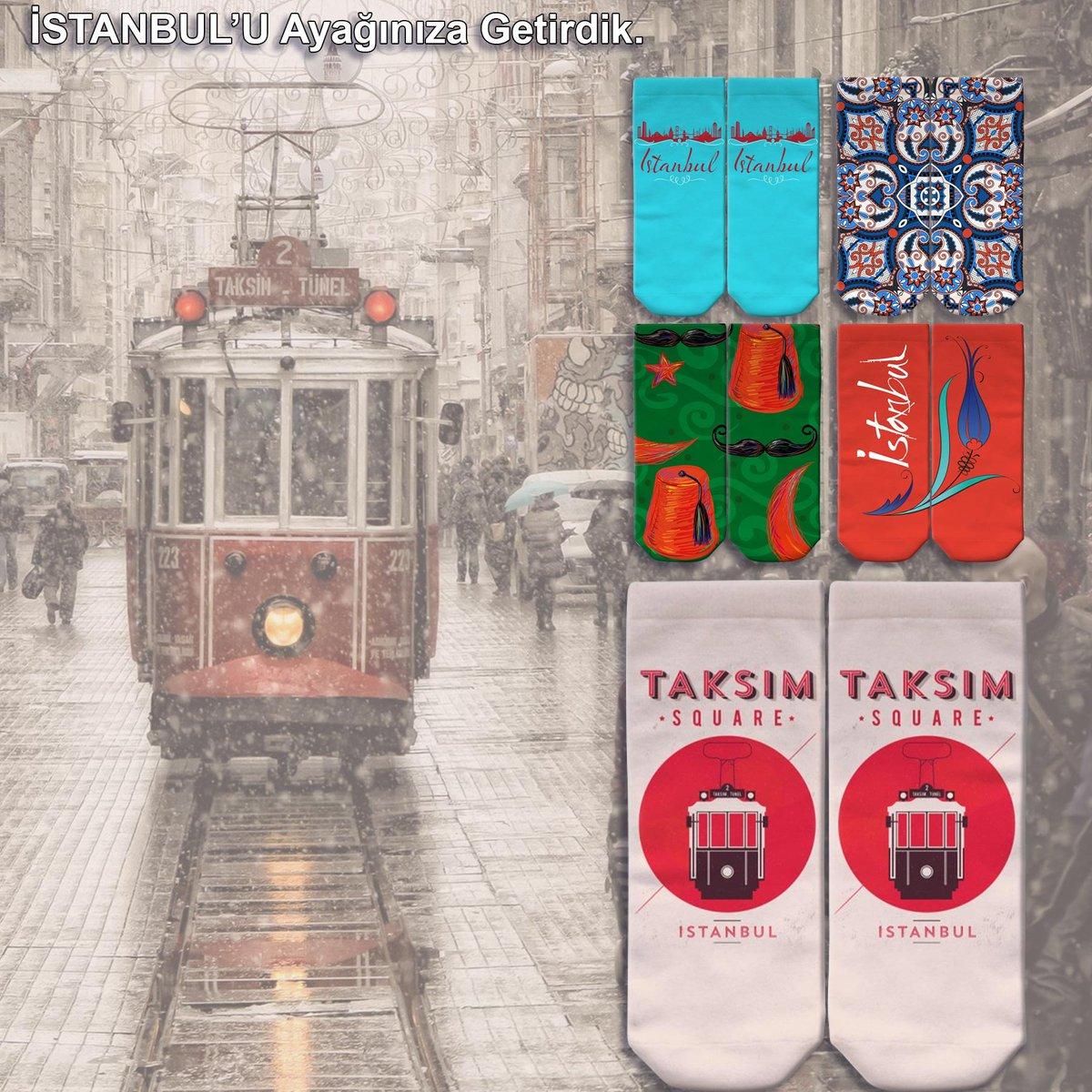 İstanbul'u Ayağınıza Getirdik. Ogobongo ile Eğlenceyi Giyin !...  http...