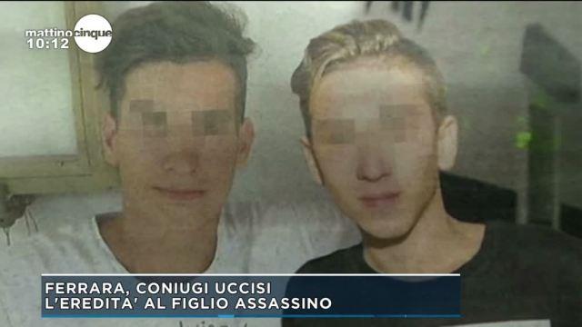 Coniugi uccisi a #Ferrara: l'eredità andrà al figlio assassino @mattin...
